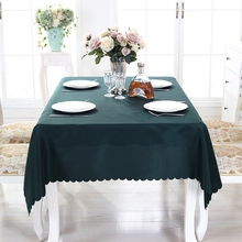 New Year Cheap Olive Round Polyester Rectangle Tablecloth On Table Square Dining Table coffee table Picnic Tablecloth цена