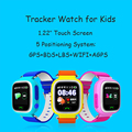 Lemado Q90 GPS WIFI Smart Watch Child SOS Location Finder Device Tracker Kid Safe Anti Lost Monitor Smartwatch