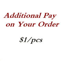 EMS DHL Fedex And Other Shipping Cost Shipment Other Additional Pay On Your Order Extra Fee