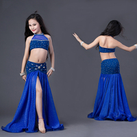 Kids Girls Belly Dance Costumes Sexy Clothes Indian Oriental Dance Costumes Children Belly Dance Performance Show