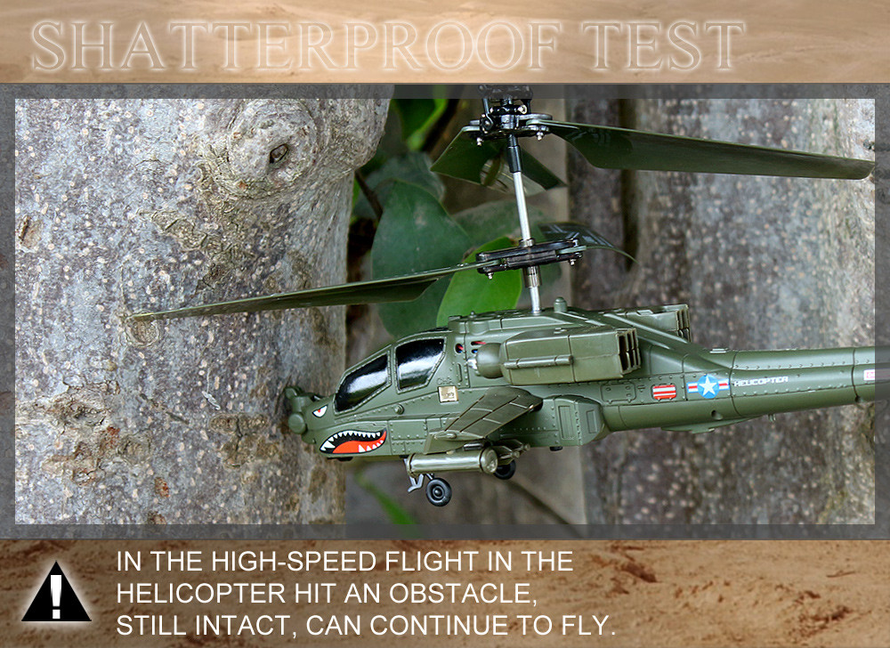 With Control Remote Helicopter 5