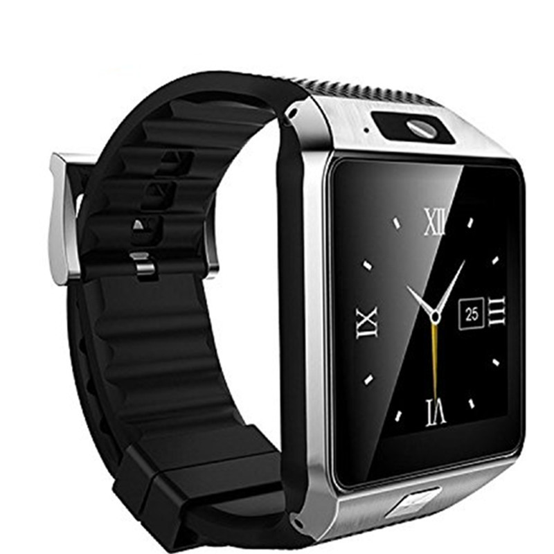Wearable Smartwatch Devices DZ09 u8 Smart Wrist Watch Electronics SIM TF Card Bluetooth Phone Men For Apple Android Samsung Wach