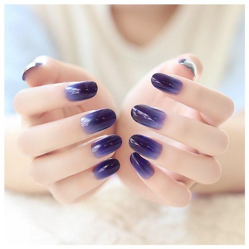 2016 New Professional Elliptic Nail Polish Palette Manicure Supplies ...