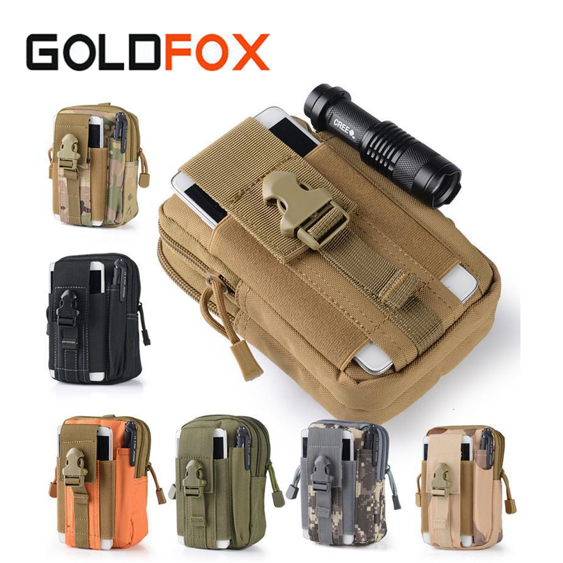 for Iphone 6 6s 7 Plus for Samsung Galaxy Tactical Molle