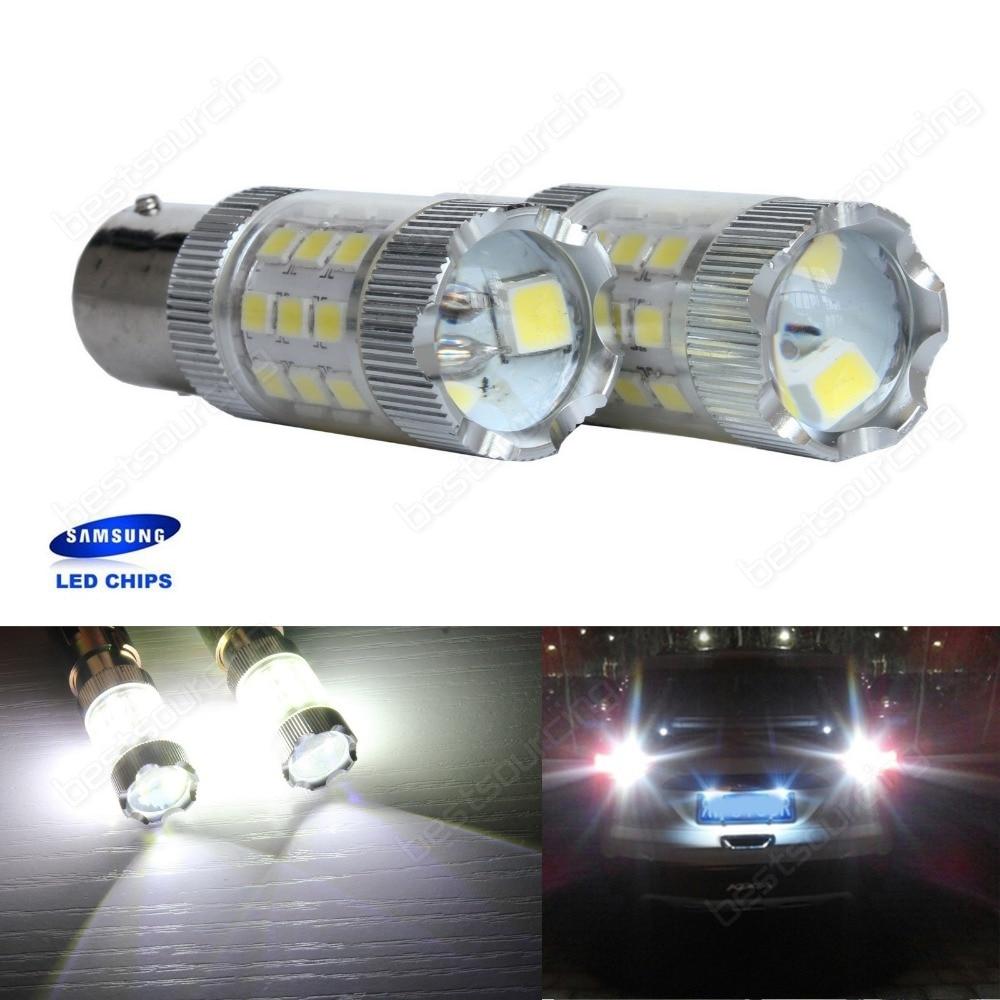 2x BA15s P21W 1156 382 Bulbs SAMSUNG 30W LED Sidelight Tail Stop Turn Light DRL(CA270) напольный светильник p 382