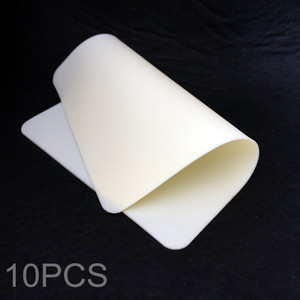 Image 2 - 10PCS Silicone Blank Tattoo Practice Skin Stencil Permanent Makeup Practice Skin Tattoo Accessories Supply STPS 10#
