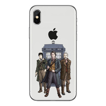 Doctor Who Doctors with Companions  Phone Cover for iPhone  7