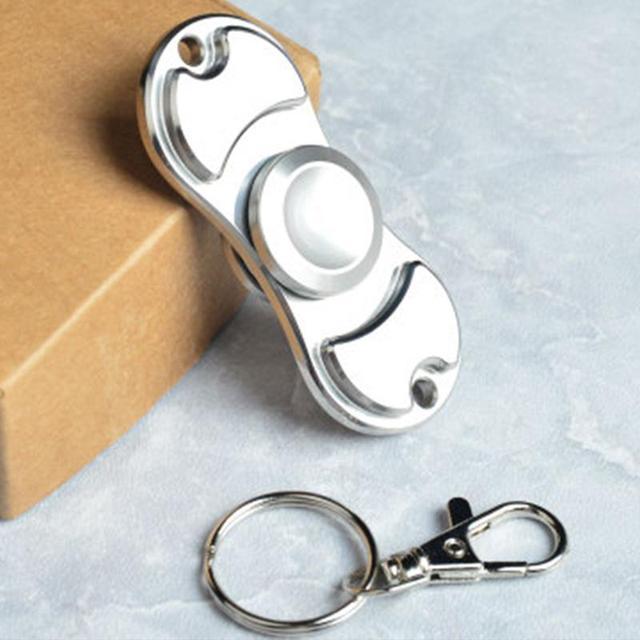 Fidget Spinner EDC Hand Spinner Spin Toy Stainless Steel Custom Fidget Spinner Hand Toys