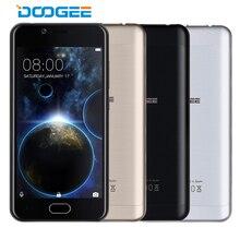 Doogee стрелять 2 мобильных телефонов MTK6580A Quad Core 8 г Встроенная память 1 г Оперативная память Smatphone 5.0 дюймов HD Android 7.0 celllphone двойной задней камерами 5MP