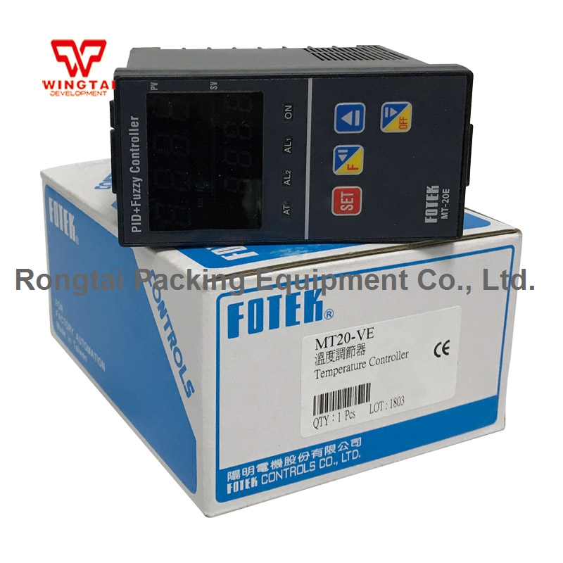 MT20-VE Taiwan FOTEK Temperature Controller taiwan fotek pid fuzzy digital electrical temperature controller mt20 re programable temperature controller