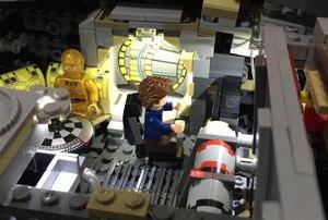 Image 4 - Led light kit for  75192 and  05132  Falcon Millennium Building Blocks  Model (not include blocks set)