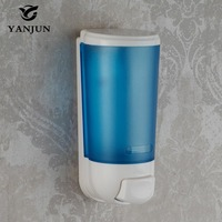 Yanjun 400ml Single Chamber Soap and Shower Dispenser Wall Mounted Bath Shower Accessories YJ 2529