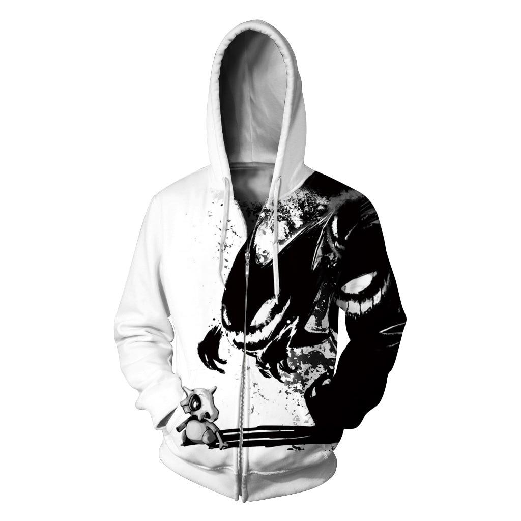 212828f2197d New-Black-White-Zipper-Jacket-3D-With-Cap-Dragon-Ball-Monster-Skulls-Hooded- Sweatshirt-Men-Women.jpg
