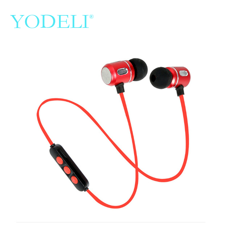 XT-9 Sport Headset Stereo Bluetooth Earphone Wireless Waterproof Earpiece Earbuds With Microphone For Jogging Fitness Running gdlyl bluetooth headset wireless earphone headset bluetooth earpiece sport running stereo earbuds with microphone auriculares