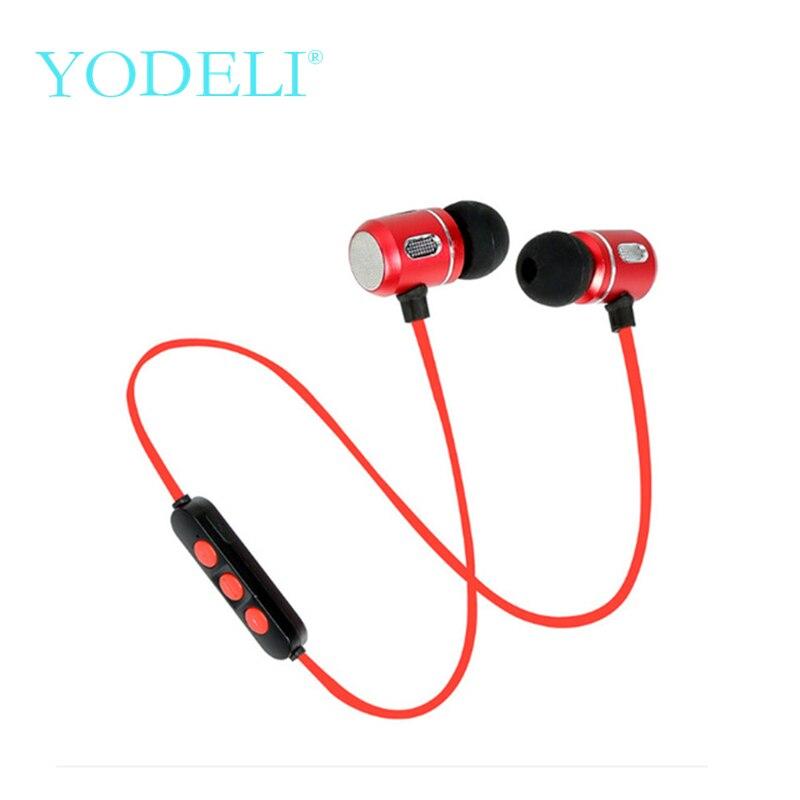 XT-9 Sport Headset Stereo Bluetooth Earphone Wireless Waterproof Earpiece Earbuds With Microphone For Jogging Fitness Running