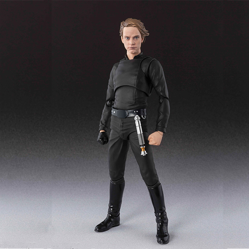 1pc 15cm Return of the Jedi Luke Skywalker Star War Model Collectible Toys Action Figure Christmas Gift for Kids Adults with box