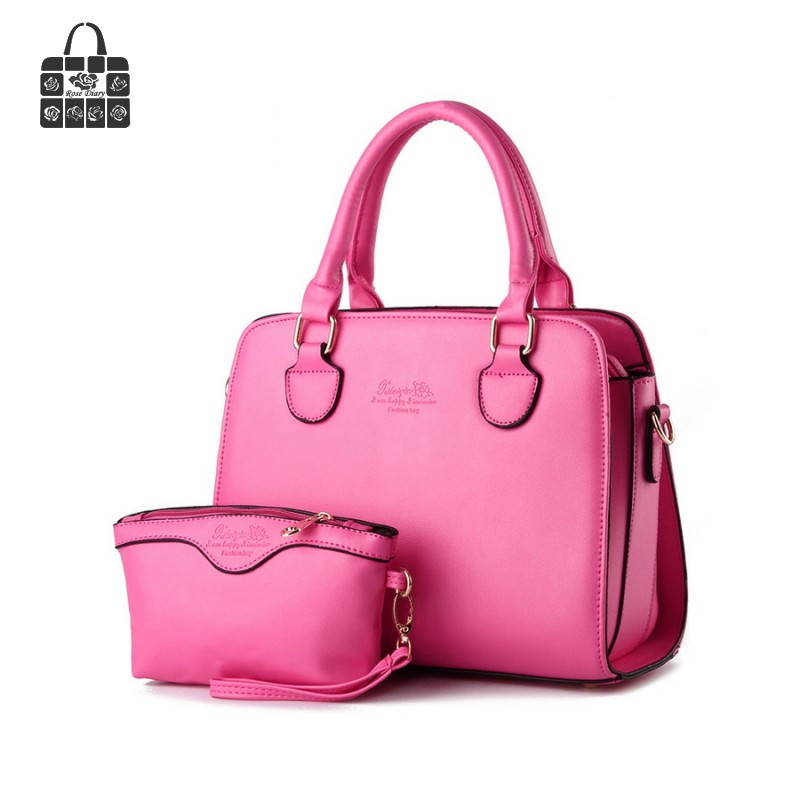 Fashion lady Finalize the design bag High Quality women handbags PU leather Crossbody single shoulder messenger Composite bags european candy color jelly package imported rubber rubber single shoulder handbag concise doctrine finalize the design package