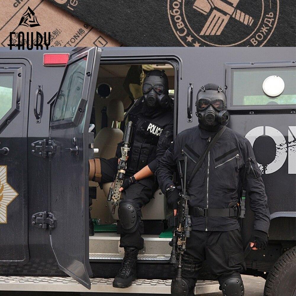Military Uniform Stinger Amphibious Assault SWAT Tactical Jacket Army Combat Outdoors Coats  Military Windbreak Clothes