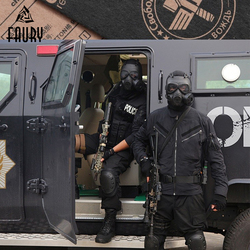 Uniforme militare Stinger Anfibio D'assalto SWAT Tattico Giacca Militare di Combattimento All'aperto Cappotti Militare Frangivento Vestiti