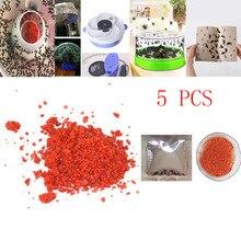 5 шт. эффективная наживка для тараканов, специальный инсектицид, Жук-жук, лекарство от насекомых, против вредителей, без запаха, приманка# F