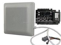 Открытая автостоянка системы Долгосрочного WG26 RFID UHF Считыватель МАКС 6 м для парковки транспортных средств контроля доступа с контролем дос