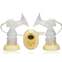 Large Suction Double Electric Breast Pump Baby Feeding BPA Free Breast Milk Pump Maternal Breast Pump