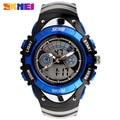 Fashion SKMEI Brand Children Sports Watches LED Digital Quartz Military Watch Boy And Girl Student Multifunctional Wristwatches
