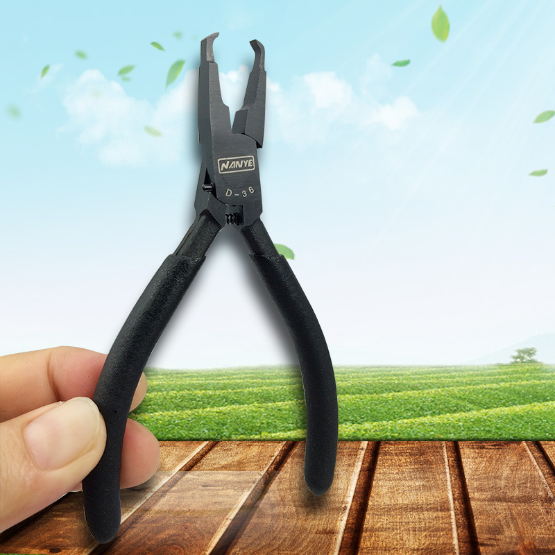 D-36 Electrical Wire Cable Cutters Cutting Side Snips Flush Pliers Nipper Hand Tools bend pliers