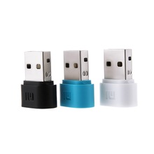 Original Xiaomi Mini 150Mbps USB 2.0 Portable WiFi Router Access Point Wireless Adapter for iPhone/ Huawei/ iPad/ Smartphone/ PC