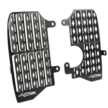 Motorcycle Radiator Grille Guard Moto Protector Grill Cover Motor bike for  Honda CRF1000L Africa Twin 2016 2017 2018 2019