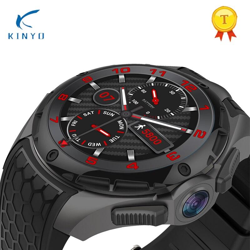 IP 68 Montre Étanche 3g Smartwatch 460 mah Bettery 2g + 16 gb Rom 2 PM Caméra Pour mode Homme Cadeau D'affaires de Vacances W2 ALLCALL