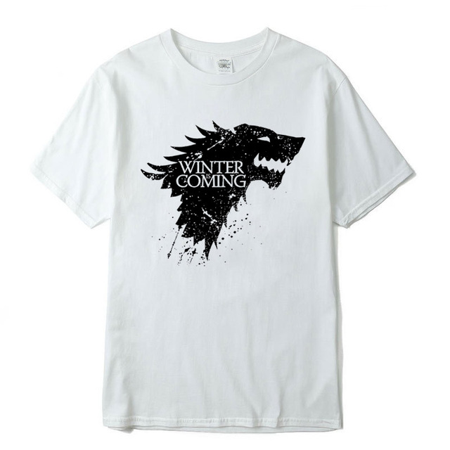 Winter Is Coming Men T-shirt  2