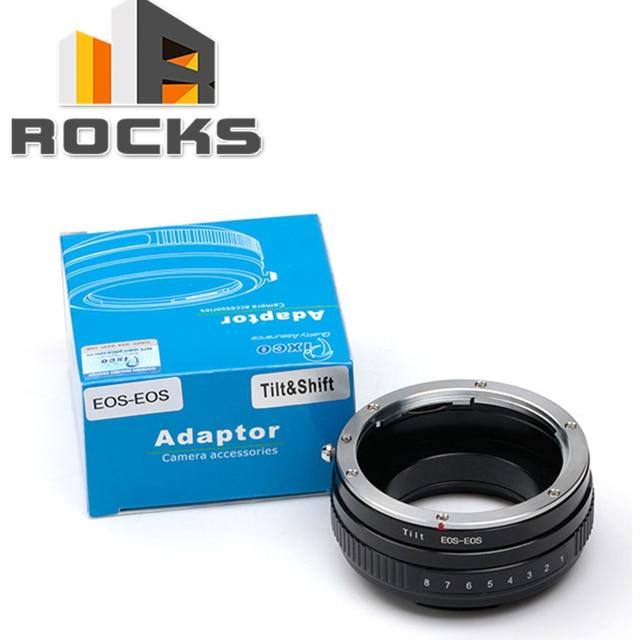 הטיה חליפת מתאם מאקרו עבור Canon EOS EF הר העדשה חליפה לcanon EOS 5D II III 60D 700D 450D 50D