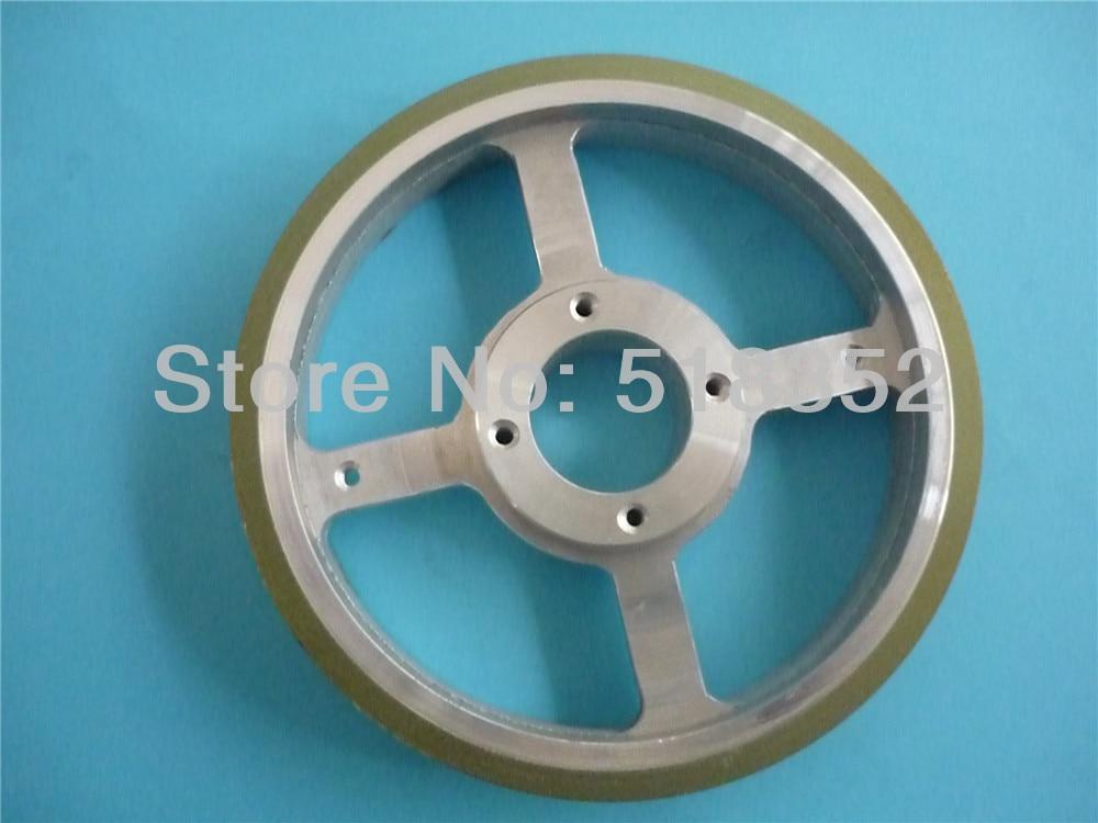 Rouleau de frein de rouleau de Tension d'uréthane de A290--8119-X618 Fanuc F410-1, OD100mmx ID20mmx T22mm, pièces d'usure de coupe de fil de WEDM-LS