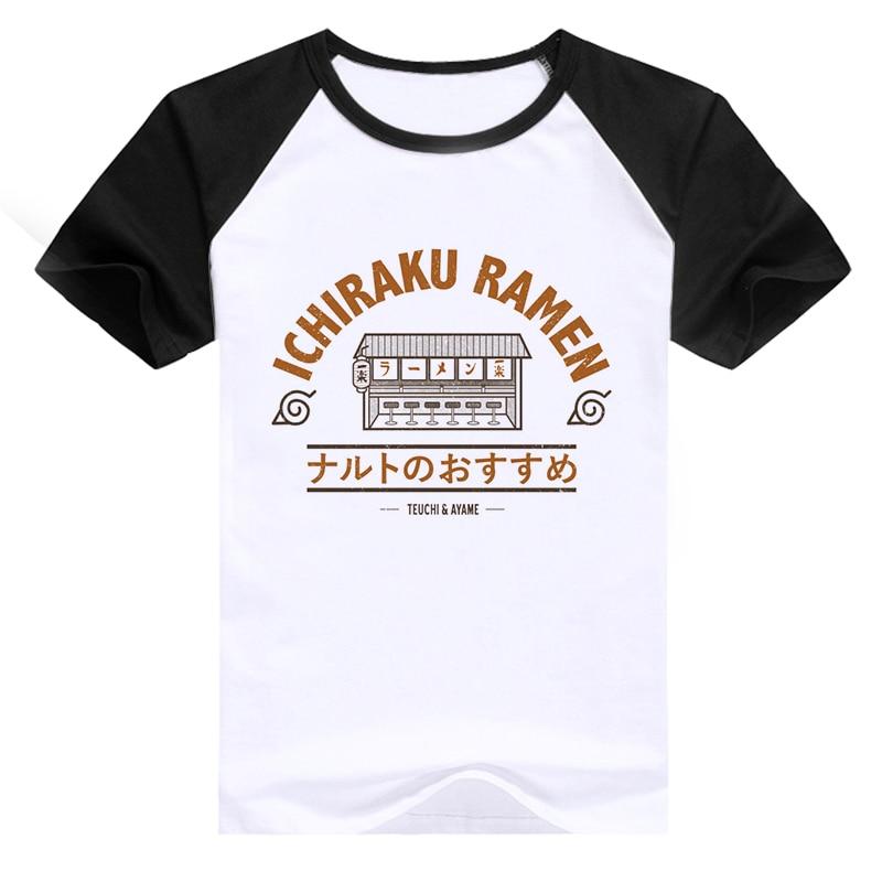 Japan Anime Tshirt Naruto Boruto T Shirt Men/women/kids Uchiha Itachi Uzumaki Sasuke Kakashi Gaara  Fuuny Tees Top T-shirt Футболка