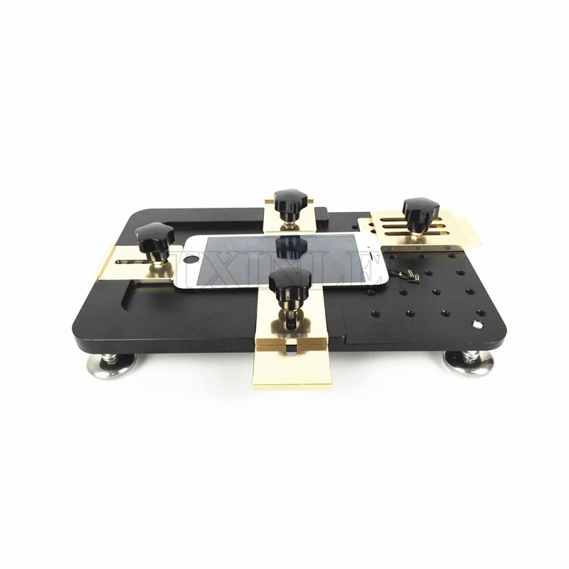 Newest Universal LCD UV Glue Mold Mould Glass Holder For IPhone Samsung HTC Screen Refurbishing Repair