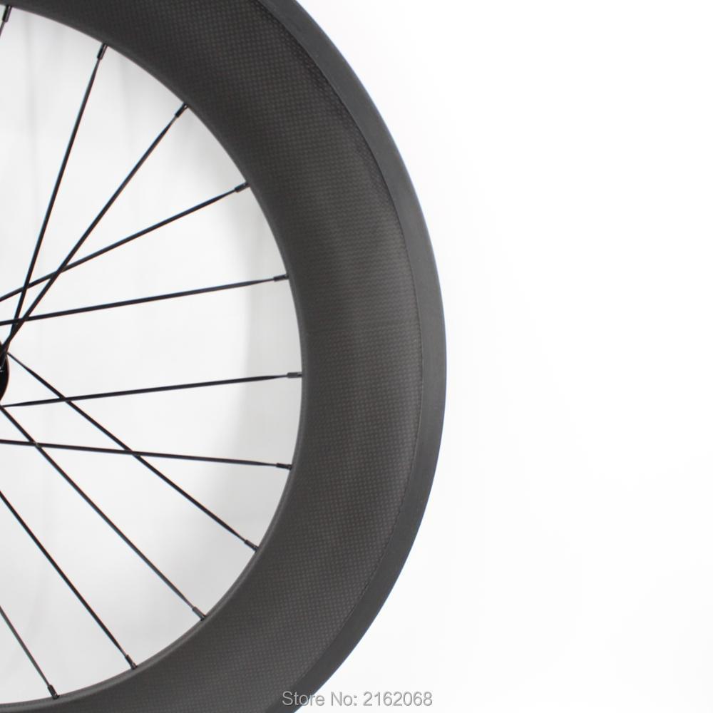 26aa506f97df7 ⓪1 par nuevo 700C 88mm llantas tubulares track fixed gear bike matt ...