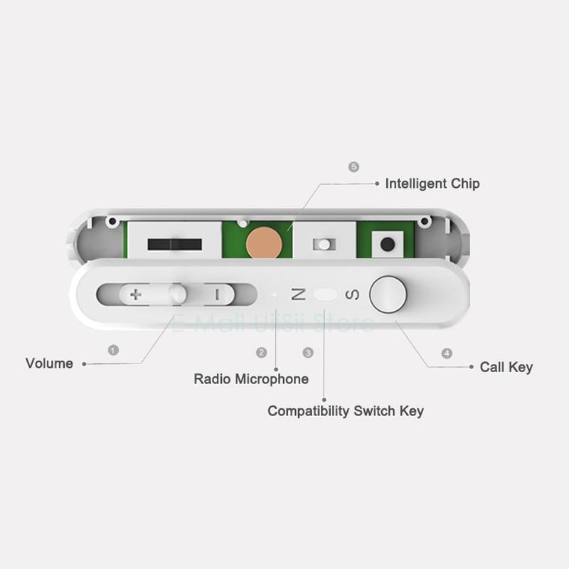 Auriculares deportivos con micrófono UiiSii U1 Auriculares con - Audio y video portátil - foto 4