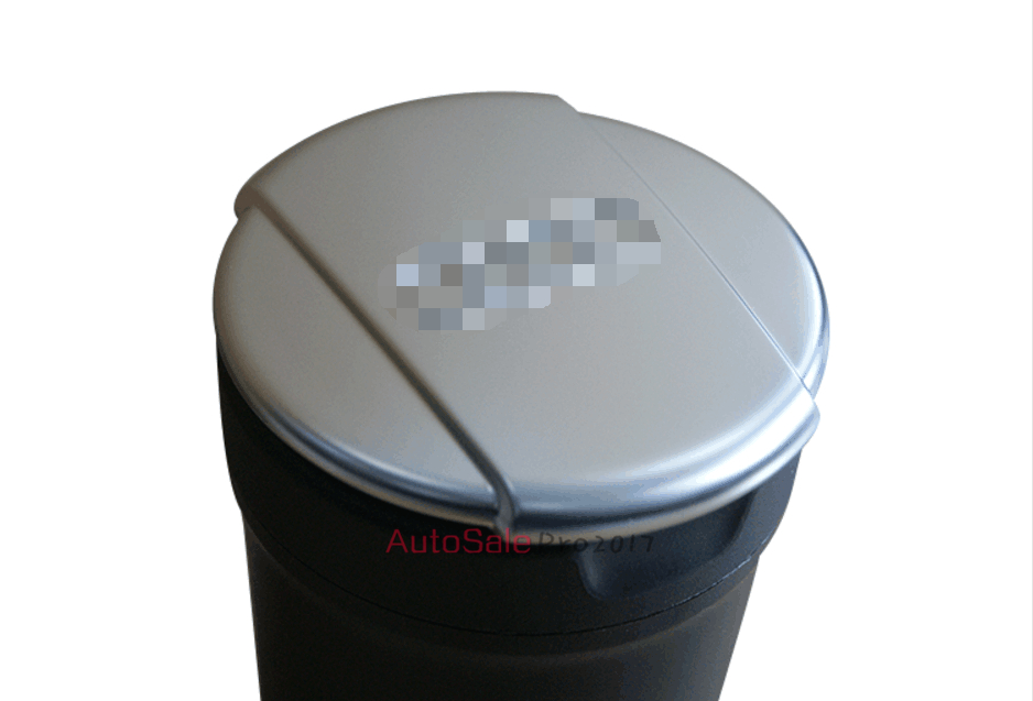 For Audi /A4 A4L /A6 A6L/A3 A5 A7/ Q3 Q5 Q7 Car trash can Ash Tray Cup Ashtray Storage Sundries placement no LED