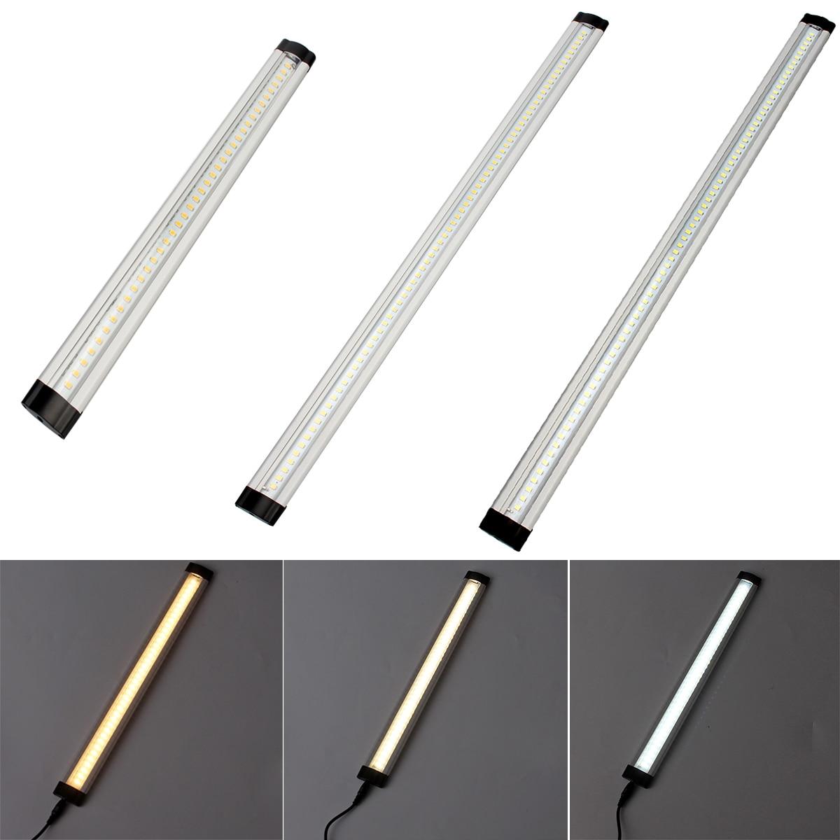 24v Dc 3w 5w 30cm 50cm Aluminum Kitchen Light Slim Lamps