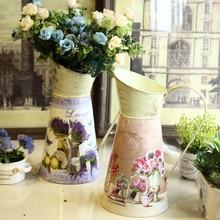 Vintage Pastoral Style Flower Vase