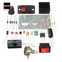 Electronic kit Circuit Board DIY Kit LM317 Adjustable Regula