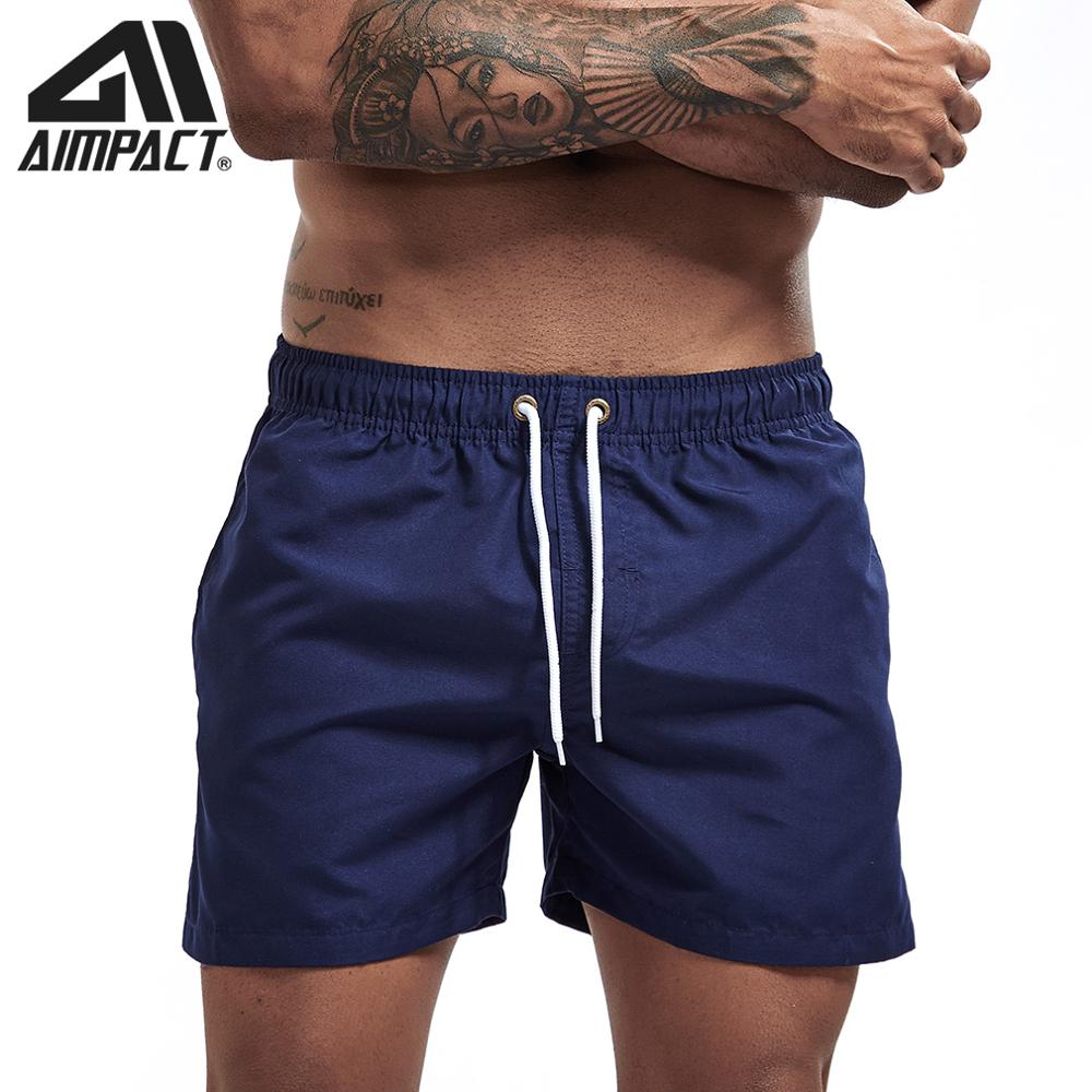 Aimpact Fast Dry   Board     Shorts   for Men Summer Beach Surfing Swimming   Short   Trunks Male Running Jogging Workout Gym   Shorts   AM2166