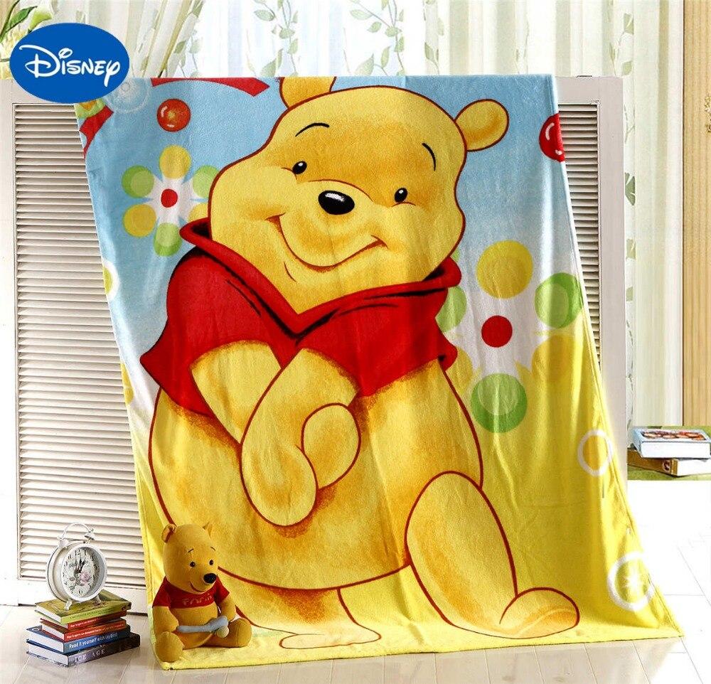 Leuke Winnie de Pooh Deken 150*200 CM kinderen Kids Slaapkamer Decor ...