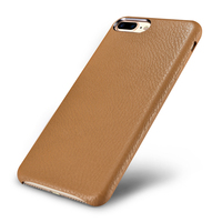 Fashion Ultra Thin Genuine Leather Case Cover For Apple IPhone 7 8 Plus High Quality Phone