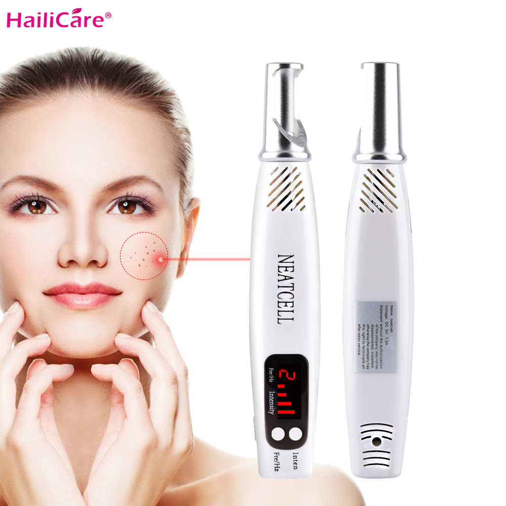 Picosecond Laser Pen Blue Light Therapy Neatcell Laser Pen Tattoo Removal Machine Freckle Mole Wart Removal Laser Picosecond Pen