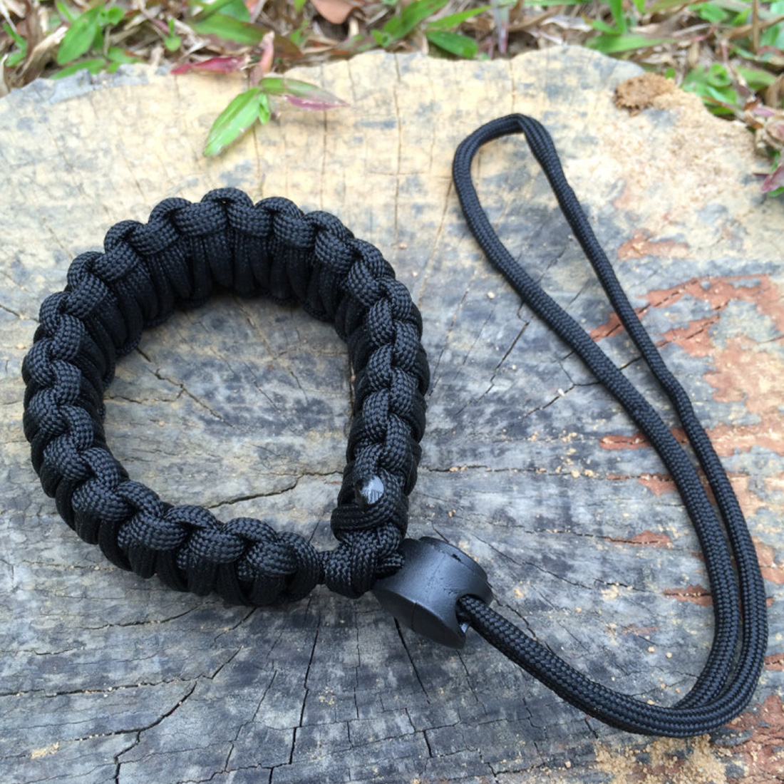 цена на Centechia New Arrival Digital Camera Wrist Hand Strap Grip Paracord Braided Wristband for Nikon Canon Sony Pentax SLR DSLR