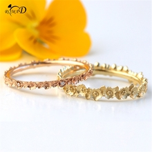rose rings Women Finger Ring-rings 2019 Sweet Crystal Water Drop Bohemia Charm Ring Sets For Party Jewelry Gift A30