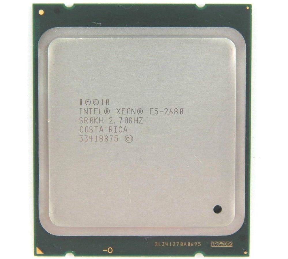 MAO YEYE Intel Xeon E5405 Quad Core CPU 2.0GHz 12MB SLAP2 and SLBBP Processor Works on LGA 775 Motherboard