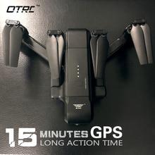 Дрон с GPS с камерой HD 1080 P Профессиональный FPV Wifi RC дроны высота Удержание авто возврат Дрон RC Квадрокоптер Вертолет vs SG900